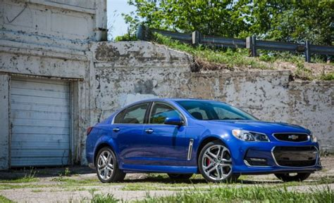 2017 Chevy Ss Price by 2017 Chevrolet Ss Sedan Review Price Engine Specs
