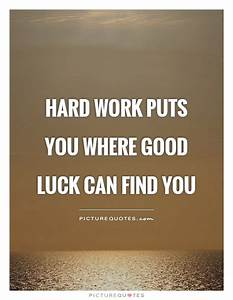 Good Luck Quote... Find Luck Quotes