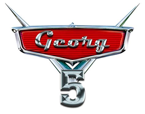 Cars With Logo by Logo De Cars Personalizado Bs 9 14 En Mercado Libre