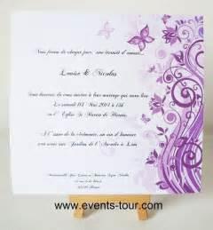 menu mariage pas cher faire part papillon butterfly x1 ref 10378
