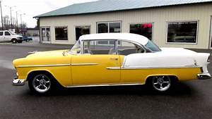 1955 Chevy Bel Air 2 Dr Hard Top