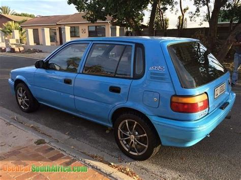 Elizabeth Cars For Sale by 1998 Toyota Tazz 130 Used Car For Sale In Elizabeth