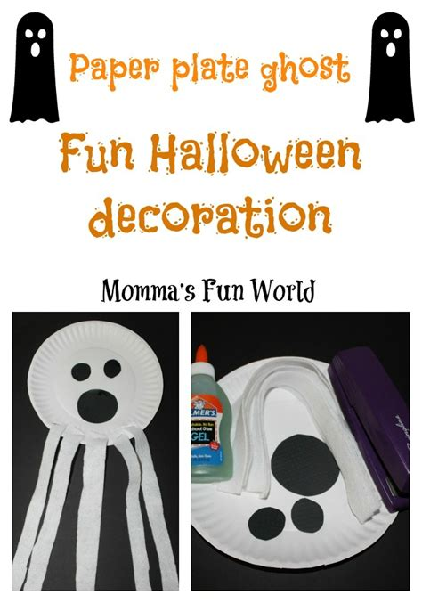 paper plate ghost 212 best images about ideas templates bulletin 2636