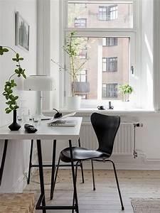Scandinavian, Home, Office, Design, Ideas