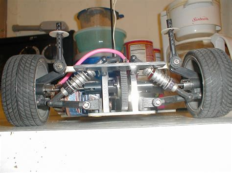 car rear suspension why the non independent rear suspension on 2 wd rc cars