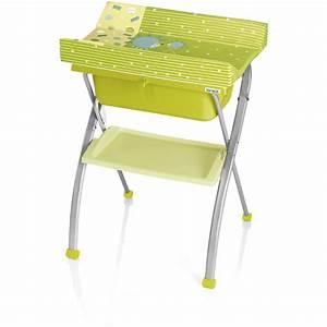 Petite Table A Langer : table langer avec baignoire lindo brevi avis ~ Teatrodelosmanantiales.com Idées de Décoration
