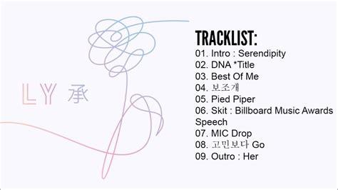 BTS LOVE YOURSELF 承 'Her' Download Álbum Link na descrição