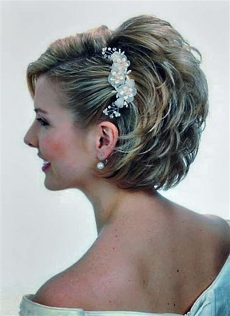 wedding hair mother bride