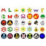 Mario Characters Kart Deviantart Symbols Emblem Superlakitu