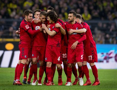 But a deflected strike from berkan taz restored borussia dortmund ii's two goal cushion at the hour mark. The SC Freiburg model: fan-centric, honest and eternally ...