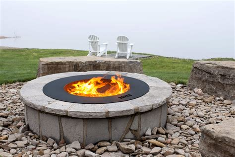 The next type of smokeless fire pit we will look at is commonly referred to as a rocket stove. Zentro Smokeless Round Fire Pit Steel - Breeo