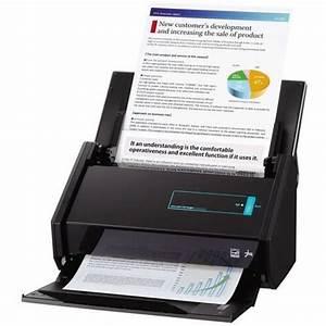 fujitsu scansnap ix500 duplex document scanner ebuyer With document carrier for scanning