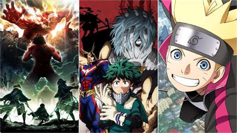 Top 10 Upcoming Anime Of 2017 Poll The Most Anticipated Anime Of 2017