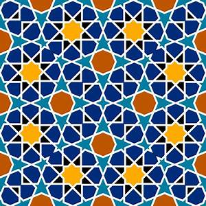 Islamic Geometric Tile 2 by GDJ | Восток | Pinterest ...