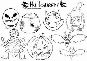 Disegni di Halloween da colorare e stampare Mamme24 it