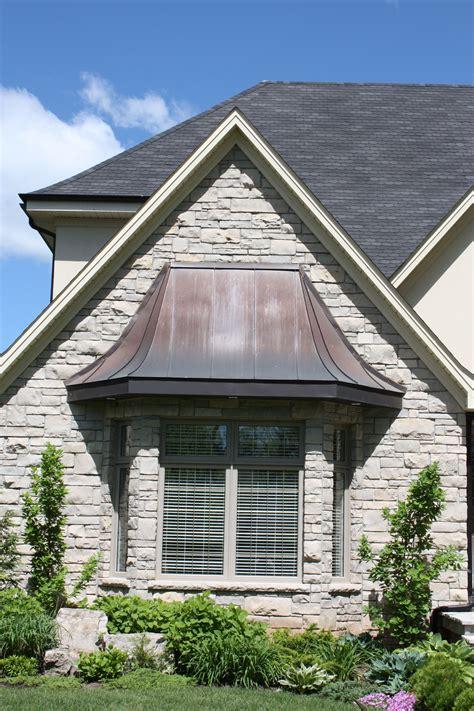copper roofing  bay windows copper roofing upper canada cedar roof copper roof cedar