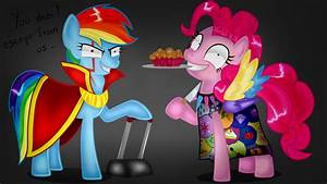 My Little Factory : pinkamena with freshly made cupcakes made from ponies also ~ Melissatoandfro.com Idées de Décoration