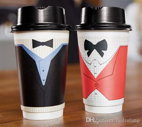There is a nuance, even in a closed position, it spills through the lid (leaks) the liquid. 2020 Best Disposable Coffee Cups To Go Premium Hot Paper Cup With Lids 13 Oz Gentleman Coffee ...