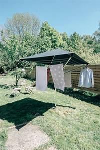 Wäschespinne Mit Dach : anzeige die erste w schespinne mit dach lino protect ~ Watch28wear.com Haus und Dekorationen