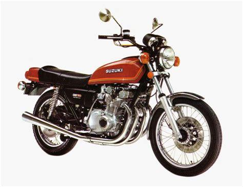 Suzuki Motorcycles Parts by Vintage Suzuki Motorcycle Collage