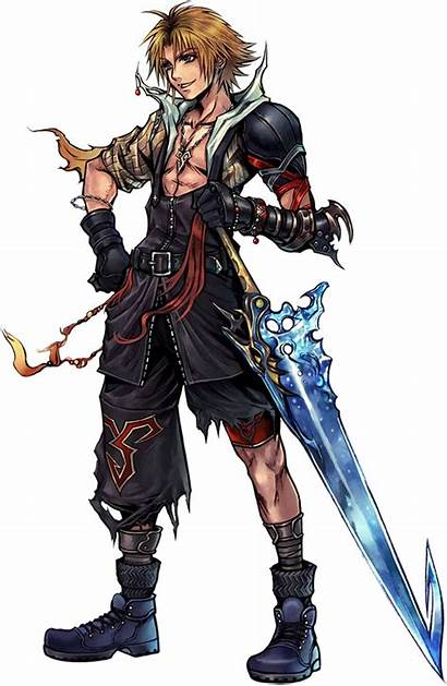 Fantasy Final Characters Cloud Cosplay Character Ff