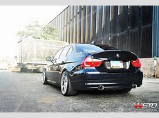 BMW E90 LCI with 19 inch Modulare Forged M14 Wheels Flickr