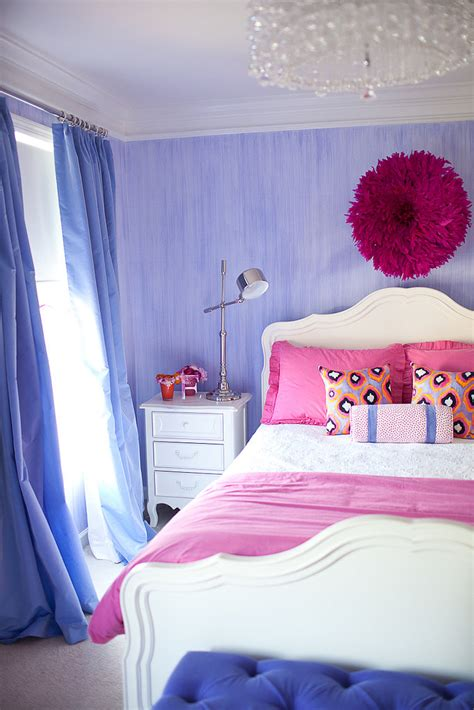 purple and pink bedroom pretty and stylish pink and purple big s room 19539