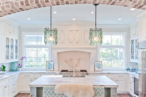 coastal kitchen st simons st simons retreat 5511