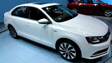 volkswagen jetta hybrid exterior  interior