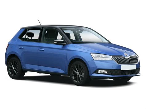 Skoda Fabia Hatchback Lease Deals Compare Deals From Top Leasing Companies