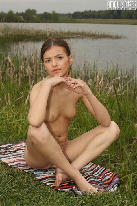 Amour Angels Olga Wild Coast Perfect Nude Teen With