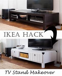 ikea lack tv stand makeover ikea hackers ikea hackers With what kind of paint to use on kitchen cabinets for ten commandments wall art