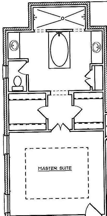 Master Bedroom Bath Closet Layout by Master Suite Layout That I The Tub Doesnt To Be