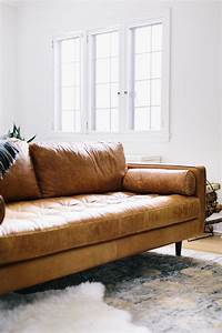 modern sofa leather sprint leather modern sofa thesofa With sofa sectional couch furniture connector