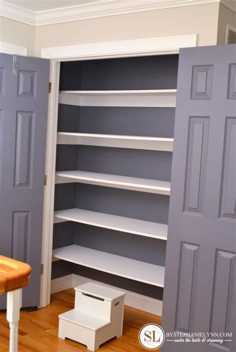 Shelves In A Closet by 17 Best Ideas About Closet Shelving On Closet