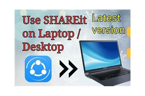 download pc shareit latest version