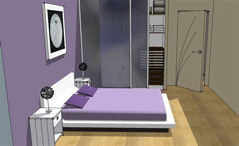 comment am駭ager une chambre de 9m2 idée aménagement chambre 9m2