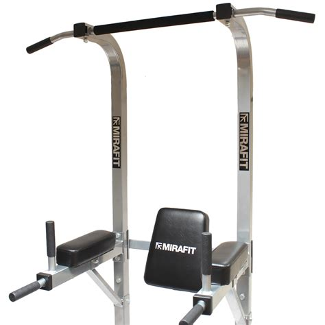best pull up station mirafit vkr ultimate power tower tricep dip station push