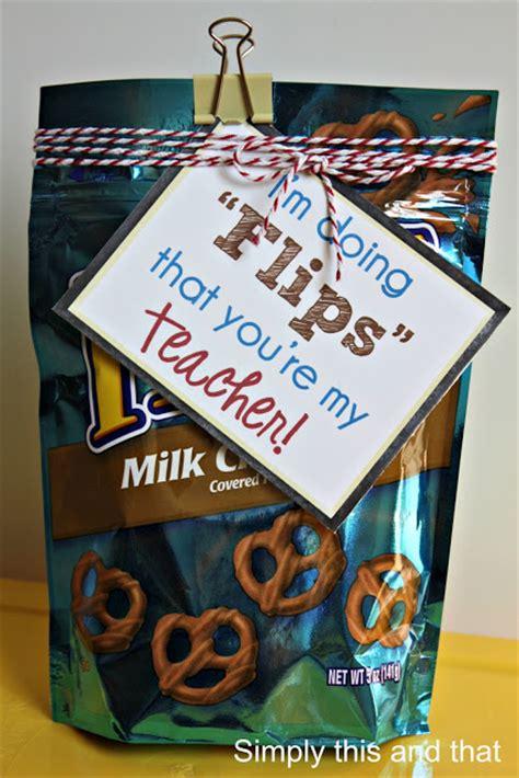 simply      school teacher gift