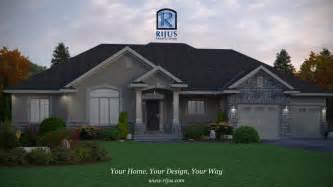 Simple Canadian Home Designs Ideas Photo custom home house plans house plans patio home bungalow