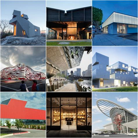 american architecture award winners announced archdaily
