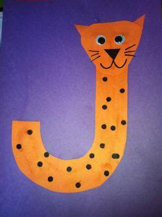 letter j crafts preschool and kindergarten 356 | free alphabet letter j printable crafts for kindergarten
