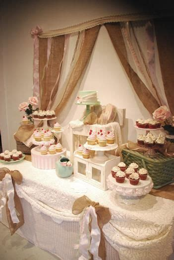 rustic shabby chic backdrop rustic shabby chic cupcake table more cakes pinterest shabby chic cupcakes