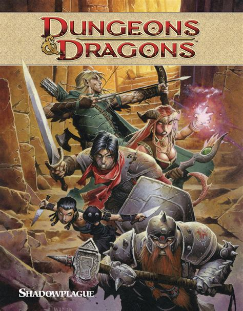 Dungeons And Dragons Movie Story, Tone Revealed Collider