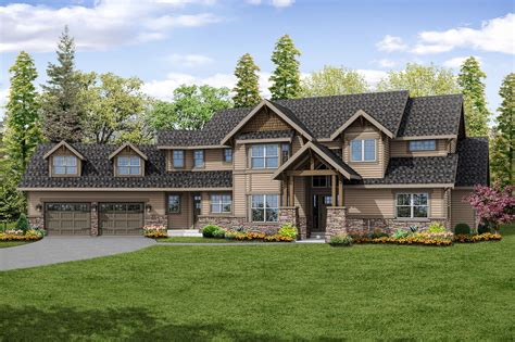 lodge style house plans timberline    designs