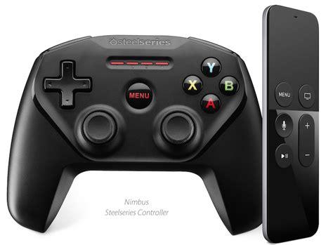 steelseries nimbus mfi controller    apple tv gamepad macrumors