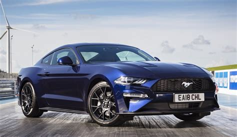 Uk Ford Mustang by Uk Spec Ford Mustang Gets Sweet Upgrades For New Modelyear