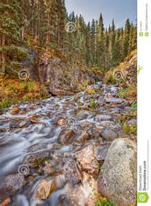 Scenic Mountain Stream