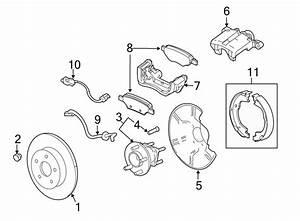 Chevrolet Captiva Sport Wheel Bearing And Hub Assembly