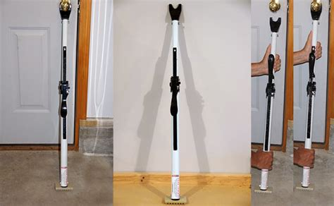 buddybar door jammer keep burglars out of your home with the buddy bar door jammer